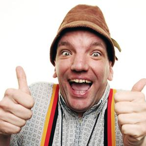 Henning Wehn No Surrender
