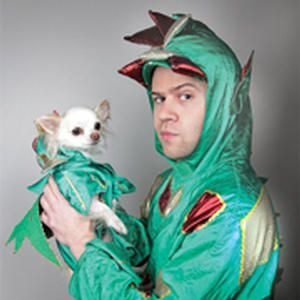 Piff the Magic Dragon in … Jurassic Bark