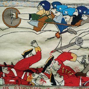 Battle of Prestonpans Tapestry 1745