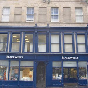 Blackwell's Writers at the Fringe