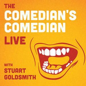 The Comedian's Comedian Live with Stuart Goldsmith