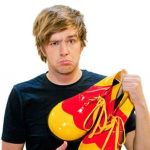 Iain Stirling: Happy to Be the Clown?