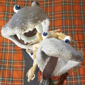 The Scottish Falsetto Sock Puppet Theatre - Boo Lingerie