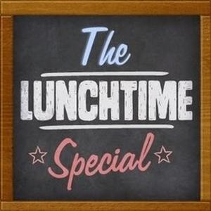Lunchtime special for Lunch specials