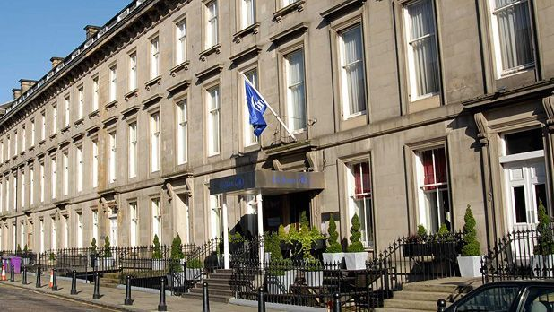 The Hilton Edinburgh Grosvenor Hotel