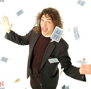Jerry Sadowitz: Comedy, Magician, Psychopath