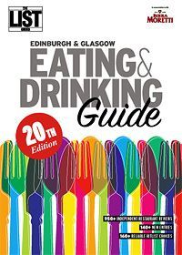 The List Eating and Drinking Guide 2013