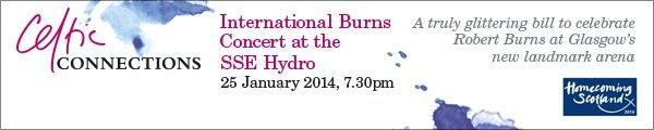 Celtic Connections - International Burns Concert