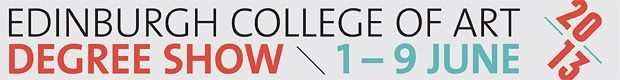 ECA Degree Show 2013
