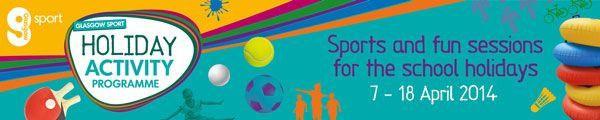 Glasgow Sport - Holiday Activity Programme
