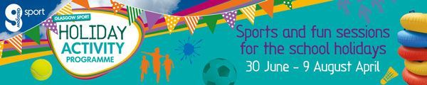 Glasgow Sport - Holiday Activity Programme 2014