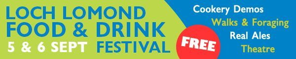 Loch Lomond - Food & Drink Festival