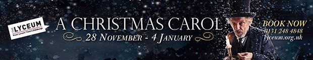 The Lyceum - A Christmas Carol