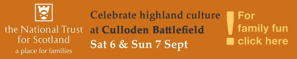 The National Trust for Scotland - Celebrate highland culture at Culloden Battlefield