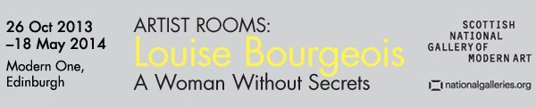 Artist Rooms: Louise Bourgeois - A woman Without Secrets