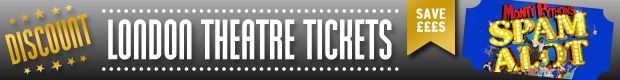 Discount London Theatre Tickets