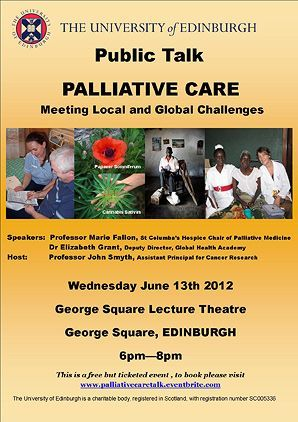 Palliative Care: Meeting Local and Global Challenges
