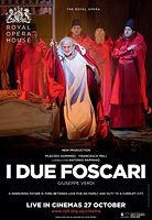 Royal Opera House: I due Foscari