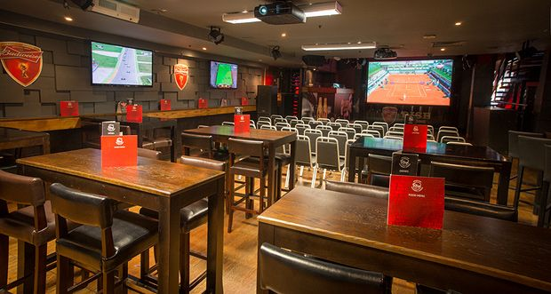 Rileys Sports Bar 80 Haymarket London Sw1y The List