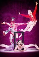Royal Opera House: Alice's Adventures in Wonderland