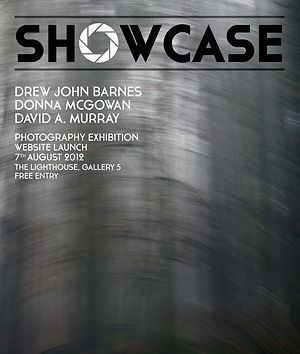Showcase – Photography Exhibition and Website Launch