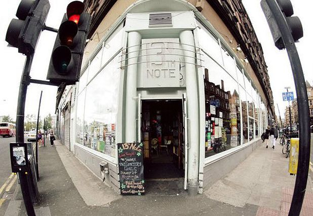 The 13th Note Café