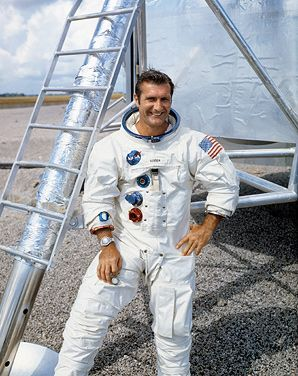 A Talk with Apollo 12 Astronaut Dick Gordon
