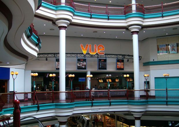 Vue Harrow St Georges Shopping And Leisure Centre St